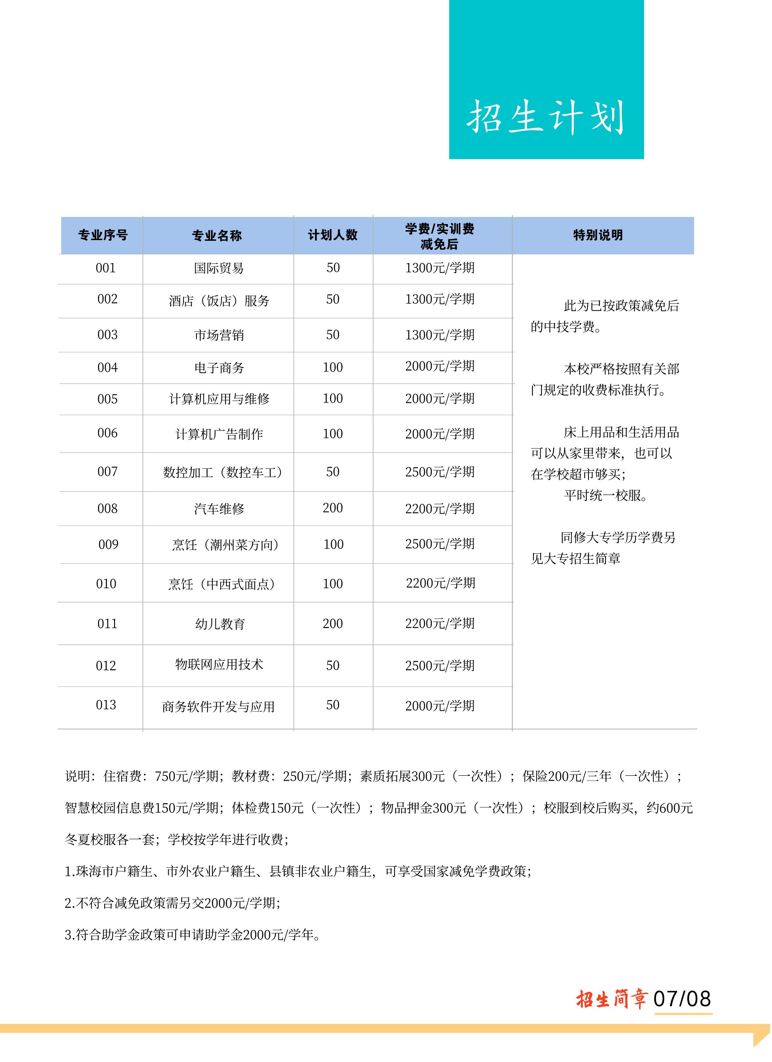 珠海市教育信息网_珠海市工贸技工学校 招生信息 收费标准 zhgmjg.com
